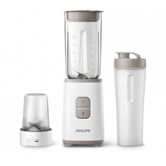 Мини блендер Philips Daily Collection , 350W, преносима бутилка On the Go